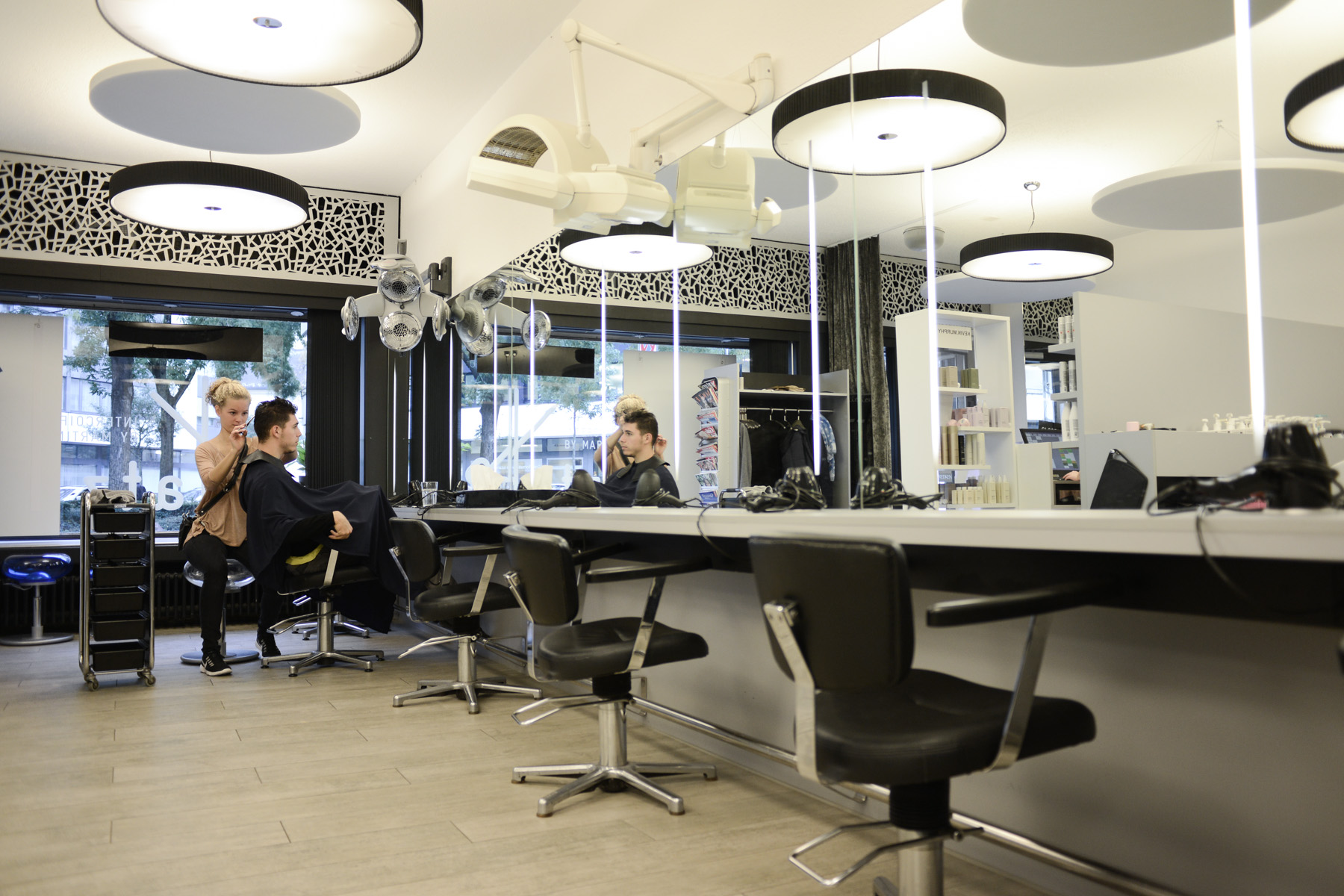 SALON - Coiffeur in Zürich - Raddatz by Martina