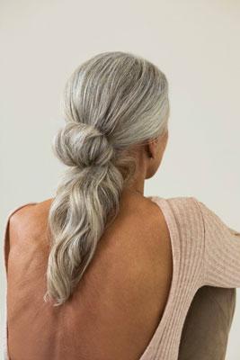 natürliches Haar, gesundes Haar, Haarpflege